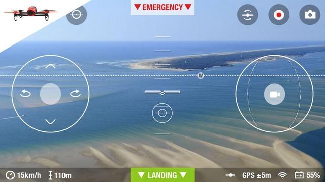 Free Flight 3 App Screen