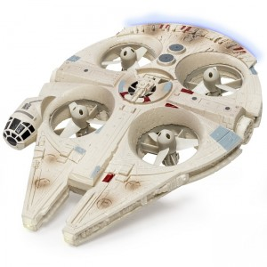 Air Hogs Star Wars Remote Control Ultimate Millennium Falcon Quad Review